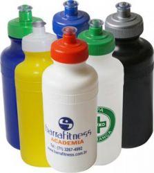 Squeezes de plástico personalizado