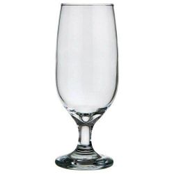 Taça de vidro p/ cerveja 300ml personalizada