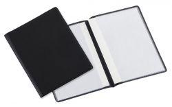 Carteirinha de PVC branca vertical ou horizontal simples