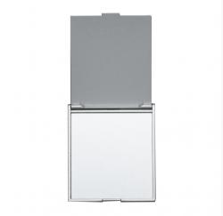 Espelho de bolso quadrado personalizado