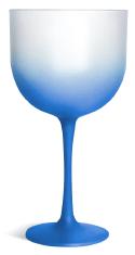 Taça de Gin de Acrílico 600ml degradê