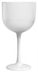 Taça de Gin de Acrílico 600ml branca