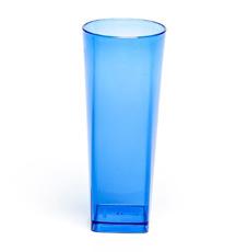 Copo Long Drink Square de Acrílico 350ml